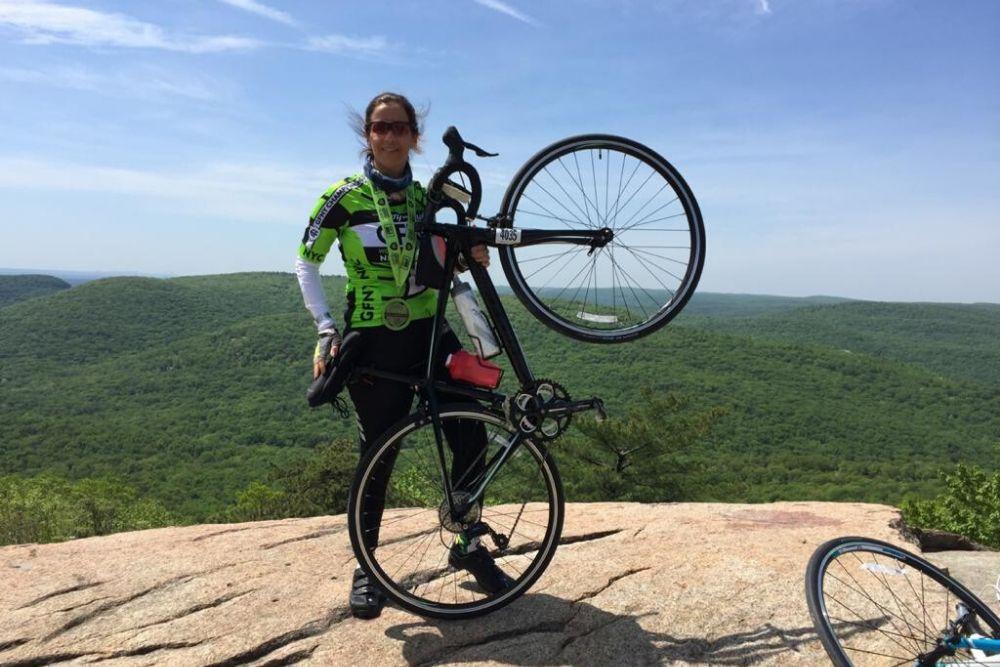 Minha vida antes e depois da bicicleta